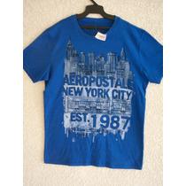 Camisetas Para Hombre Aeropostale. Talla Mediana