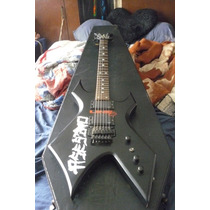 Guitarra B.c. Rich Warlock Nj Con Pastillas Emg Activas!!