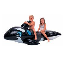 Orca Ballena Inflable Bestway Gigante Pileta Verano Playa