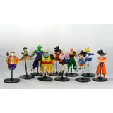 Set De Figuras Dragon Ball Z