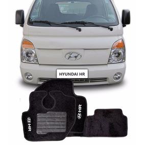 Tapete Carpete Hyundai Hr 2.5 3 Peças