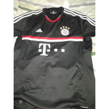 Camiseta Bayer Múnich Alternativa Adidas