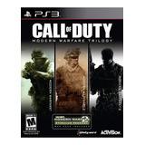 Call Of Duty Modern Warfare Trilogía Ps3
