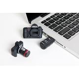 Memoria Usb 16 Gb En Forma De Camara Nikon Canon Sony Regalo