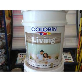 Colorin Living Blanco Latex Interior Premium X 20 Lts.