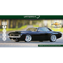 Vaterra Camaro Ss 1969 1/10 Touring Car Brushless