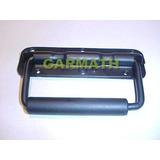 4 Manija Metalica Rebatible Negra P/ Rack Anvil Dj Garmath