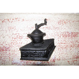 Antigo Mini Objeto Decorativo De Parede De Ferro #2465