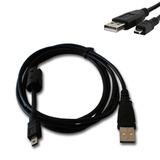 Cable Para Camara Pusb-8pa Finepix Lumix Nuevo Guadalajara