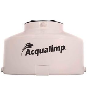 Caixa D´agua Limpa 1000l Com Tampa Click - Acqualimp