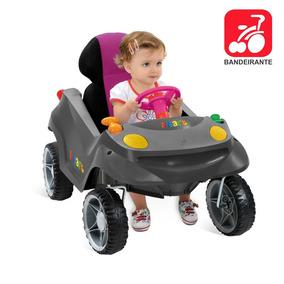 Carrinho Passeio Smart Baby Comfort C/ 3 Funções Bandeirante