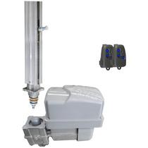 Kit Motor Portão Eletr Basculante 1/3hp Braço 2m Peccinin