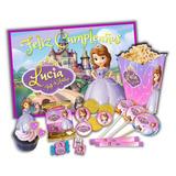 Kit Imprimible Princesa Sofia Invitaciones Candy Bar 2x1 !!