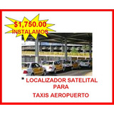 Rastreo Gps Taxi Aeropuer C /micrófono Sin Rentas Instalamos