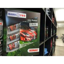 Sonax Nano Lack 12 Unidades Sellador Ceramico