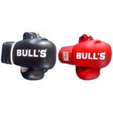 Guantes Profesionales Bulls Importados Sinteticos 10/12/14oz