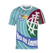 Camisa Meus Dois Amores - Beija-flor E Fluminense