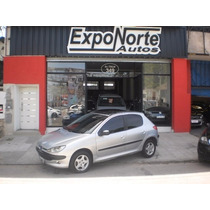 Peugeot 206 Xtd Muy Bueno Año 2005