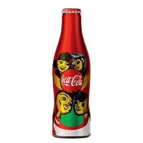 Mini Garrafinhas Coca-cola Copa Fifa 2014 - Todo Mundo