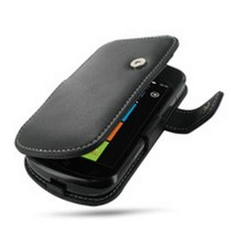 Funda Elegante Y De Piel Samsung Focus Sgh-i917
