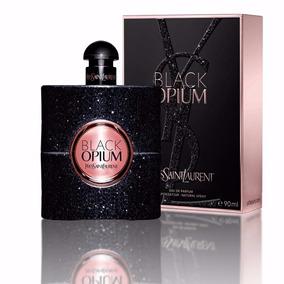 Perfume Opium Black Yves 90ml Eau De Parfum-edp Feminino