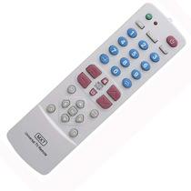 Controle Remoto Universal Para Tv F-2100 C01064 - Oem