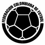 Sticker Adhesivo Logo Seleccion Colombia 12x12cm