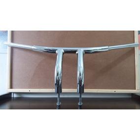 Guidon T-bar Custom Para Virago 1100 E 250