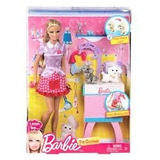 Barbie Quiero Ser Veterinaria.