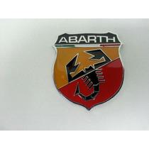 Emblema Fiat Abarth - Excelente Qualidade