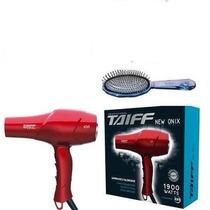 Lancamento-secador Taiff New Onix 1900w+escova Proart Gratis
