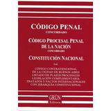 Codigo Penal. Procesal Penal. Constitucion Nac. Grün 2018