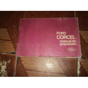 Ford Corcel Nov 72 Mod 73 Todos Manual Proprietario