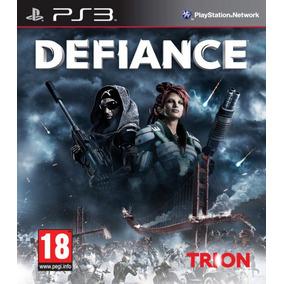 Defiance - Ps3 - Lacrado - Ac. Trocas