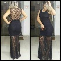 Lindo Vestido Para Formatura/festa/balada Frete Gratis