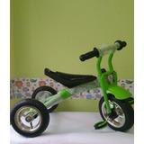 Triciclo Coche Bicicleta Para Bebes Niños Acero Nuevo