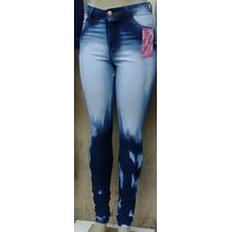 Calça Feminina Jeans Linda