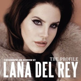 Cd The Profile Lana Del Rey Doble Cd Nuevo Originales