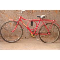 Bicicleta Houston Igual A Monark Barra Circular Aro 26