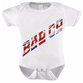 Body Baby Infantil Banda Bad Company Hard Rock 200