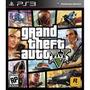 Gta V-grand Theft Auto V Legendado Pt Br Para [ps3] Original