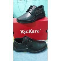 Zapatos Colegiales Kickers Caballeros