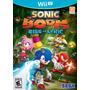 Juegos Digitales Wii U Sonic Boom: Rise Of Lyric!!