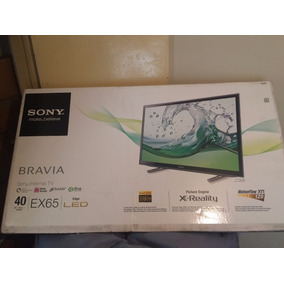 Televisor Sony 40 Pulgadas Nuevo De Paquete Original