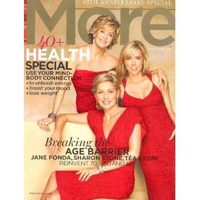 More Capa & Matéria: Sharon Stone / Jane Fonda & Tea Leoni