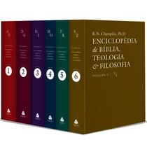 Enciclopédia De Bíblia - Russell Norman Champlin - 6 Volumes