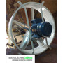 Extractor De Aire Industrial Helicoidal 52 Cm De Diametro