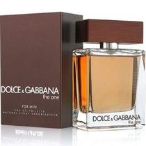 Perfume D & G The One Men 150 Ml- Original - Gigante -