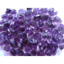 Ametista Pedras Preciosas Brutas 1 Quilo Extra Translúcidas