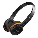Audífonos Creative Bluetooth Outlier Black Con Nfc Y Microsd
